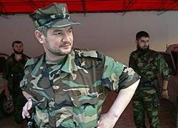 Объявленный в розыск Ямадаев воюет в Южной Осетии