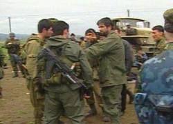 В Чечне два милиционера застрелили друг друга