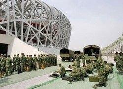Китай усилил охрану олимпийских спортсменов от террористов
