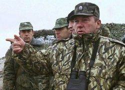 Самый жестокий генерал возглавил группировку российских войск в Абхазии