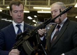 Медведев закончил принуждение к миру