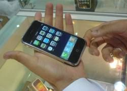 iPhone: 3 миллиона продано