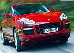 Новое поколение Porsche Cayenne появится в 2010 году