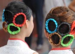 Олимпийские прически