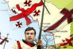 Саакашвили усвоил уроки советской агитпропаганды?