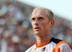 Николай Давыденко проиграл во втором круге Олимпиады