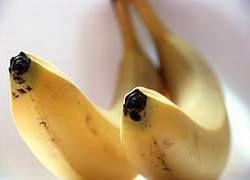 При высоком кровяном давлении помогут бананы