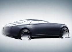 Малыш Rolls Royce дебютирует