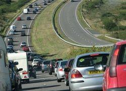 Американка потребовала от дорожников компенсации за пробки