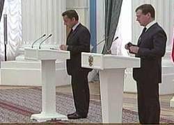 Россия и Франция согласовали принципы урегулирования конфликта