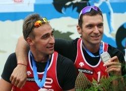 Сборная России по пляжному волейболу впервые победила в Пекине