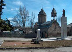Разрушение христианских памятников в Южной Осетии никого не волнует?