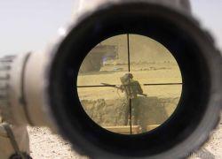 На стороне Грузии воюют чернокожие снайперы?