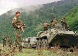 Грузия лишилась большей части систем ПВО и управления войсками