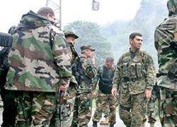 Абхазия объявила о завершении операции в Кодорском ущелье