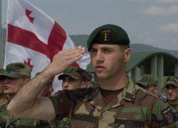Грузинской армии хватило на четыре дня