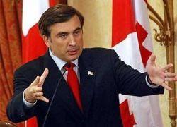 Михаил Саакашвили пообещал, что еще накажет Россию