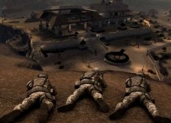 Сценарий войны между Россией и Грузией по компьютерной игре