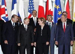 Членство России в G8 и ВТО под вопросом