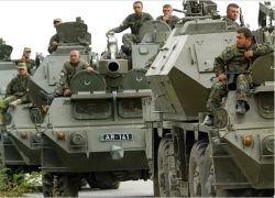 Вопросы, вызванные войной в Южной Осетии