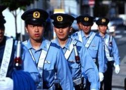 Японская полиция обнаружила российского разведчика