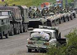 Никто не знает, что будет с беженцами, хлынувшими в Россию из Осетии