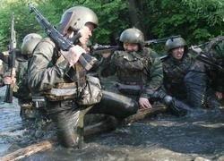 Южноосетинские спецназовцы и ополченцы разоряют грузинские села