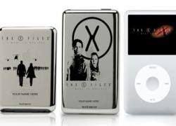 """iPod  для поклонников \""""Секретных материалов\"""""""