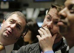 Европейский рынок акций упал