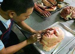 Какой вкус у человеческого тела?