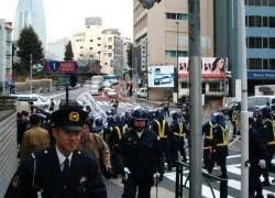 В Токио за уличное ограбление арестован Винни-Пух