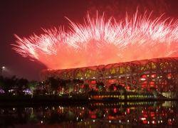 Кадры открытия Олимпиады-2008 были сняты заранее