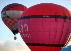 Фестиваль воздушных шаров в Голландии