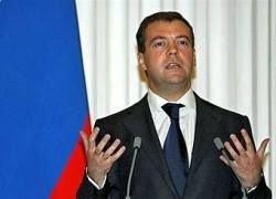 The Times не признала в Медведеве президента России