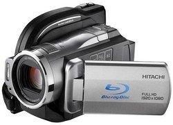 Hitachi представила первую видеокамеру с Blu-ray