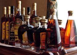 Российская алкогольная промышленность перешла на коньяк