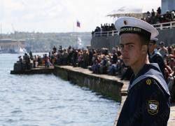 ЧФ России запретили передвигаться по Крыму без разрешения Киева