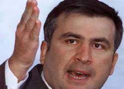 Саакашвили: российские военные взорвали три грузинских корабля