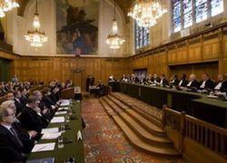 Гаагский трибунал взял на рассмотрение иск Грузии против России