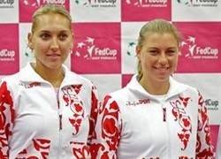 Российская теннисная пара вышла в четвертьфинал