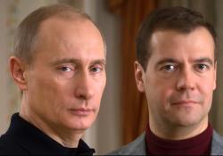100 дней Президента. Медведев упорно повторяет Путина