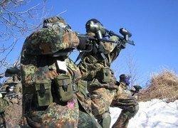 Эстония перебрасывает своих офицеров в Тбилиси