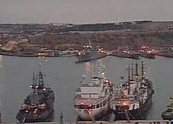 Корабли Черноморского флота вернулись в Севастополь