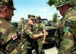 Около 200 грузинских военнослужащих попали в плен