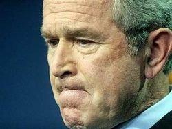 Буш выступил с заявлением в связи с конфликтом в Грузии