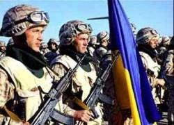 Минобороны Украины опровергает участие украинцев в осетинской войне