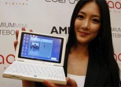 В продаже появился первый нетбук на базе процессоров AMD