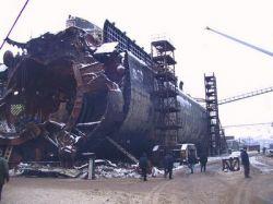 Мифы и легенды подводной лодки «Курск»