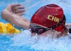 Китайская пловчиха побила мировой рекорд