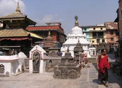 Непальская церковь ищет живую богиню